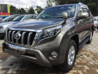 Toyota – Land Cruiser Prado