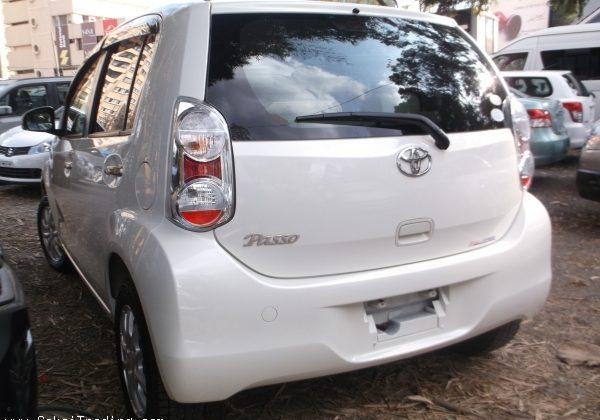 Toyota Passo Hatchback