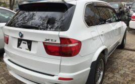 BMW X5 (4WD Wagon)