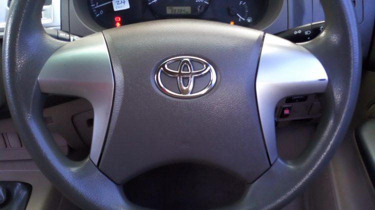 HILUX DOUBLE CAB